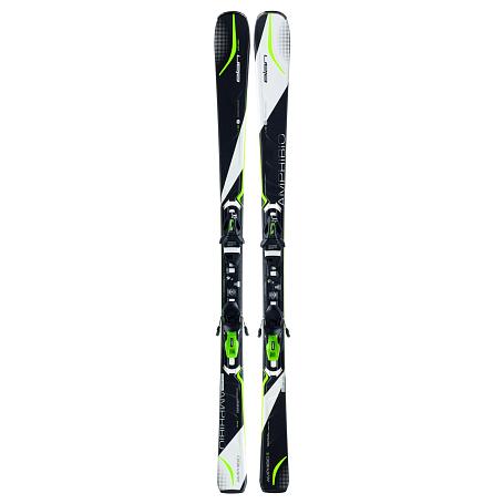 Купить Горные лыжи с креплениями Elan 2014-15 ALL MOUNTAIN AMPHIBO Amphibio 11 Fusion+EL 10, лыжи, 1121088