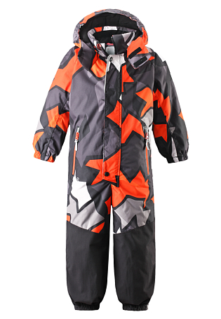 Купить Комбинезон горнолыжный Reima 2016-17 KIEKKO КРАСНЫЙ Детская одежда 1269730