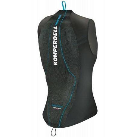 Купить Защитный жилет KOMPERDELL 2011-12 Airshock Vest women with belt Защита 857446