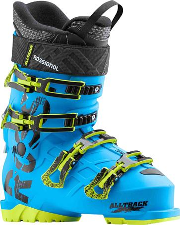 Купить Горнолыжные ботинки ROSSIGNOL 2017-18 ALLTRACK JR 80 BLUE Ботинки горнoлыжные 1363791