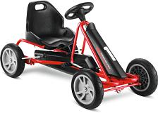 Педальная Машина Puky 2016 F20 Red