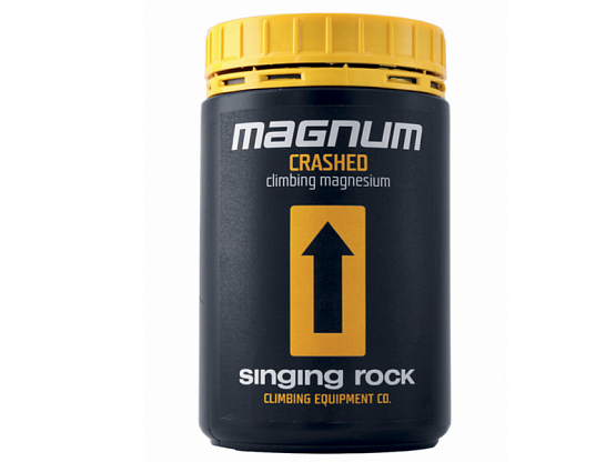 Купить Магнезия Singing Rock MAGNUM CRUNCH BOX 100G, Магнезия, мешочки для магнезии, 1183539