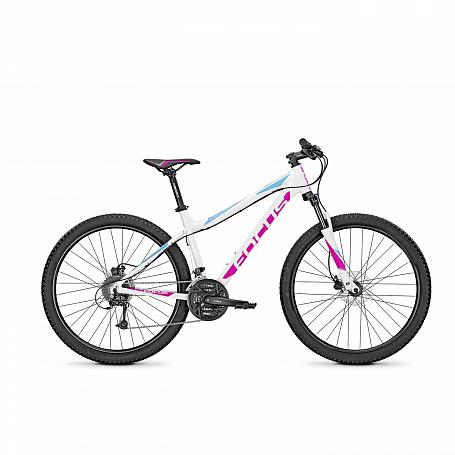 Купить Велосипед FOCUS WHISTLER CORE 27 DONNA 2016 WHITE Горные спортивные 1193146