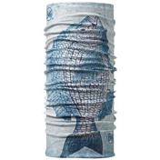 БанданаАксессуары Buff ®<br>Многофункциональная бандана, выполненная из микрофибры.<br>Прекрасно отводит влагу, обработана антибактериальной пропиткой.<br>