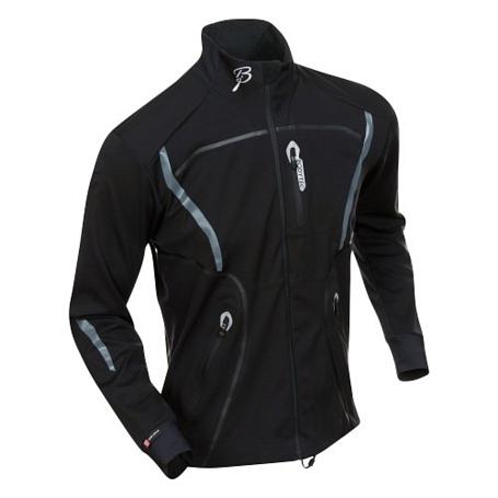 Купить Куртка беговая Bjorn Daehlie Jacket LEGEND Women Black (черный) Одежда лыжная 858326
