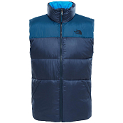 Жилет для активного отдыха THE NORTH FACE 2017-18 M NUPTSE III VEST  URBAN NAVY