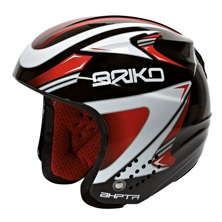 Зимний Шлем Briko ROOKIE BLACK RACING (A7)