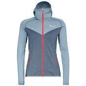 Жакет для активного отдыха Salewa 2019-20 Puez 3 Polarlite Full Zip Women's Blue Fog