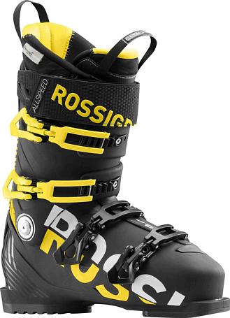 Купить Горнолыжные ботинки ROSSIGNOL 2017-18 ALLSPEED PRO 110 BLACK Ботинки горнoлыжные 1363771
