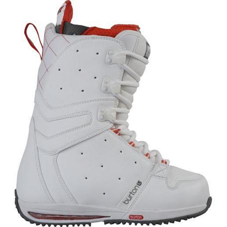 Купить Ботинки для сноуборда BURTON 2011-12 SAPPHIRE WHITE/RUST, сноуборда, 753833