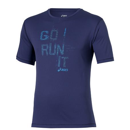 Купить Футболка беговая Asics 2016 SHORT SLEEVE TEE Одежда для бега и фитнеса 1248122