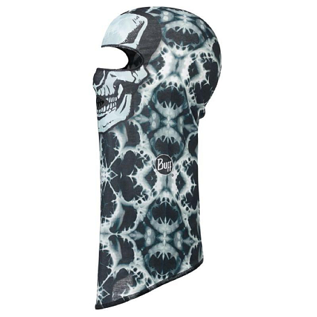 Купить Маска (балаклава) BUFF MICROFIBER BALACLAVA SINISTER BLACK Банданы и шарфы Buff ® 1227997
