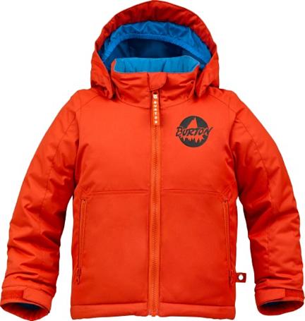 Купить Куртка сноубордическая BURTON 2013-14 BOYS MS AMPED JK BURNER Детская одежда 1021925