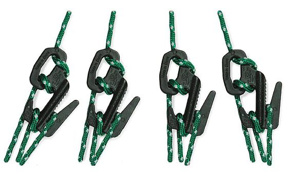 Купить Крепление для веревки Nite Ize 2015-16 NiteIze 9 набор растяжки тента Новые товары 1193176
