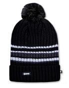 ШапкаГоловные уборы<br>Длинная модная шапка с большим помпоном.<br>Материал: 100% шерсть мериноса, нанотехнологии - водоотталкивающий, функция самоочистки.<br>Размер головы: 54-62см.