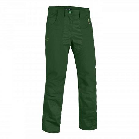 Купить Брюки для активного отдыха Salewa Climbing HUBELLA 3 CO W PNT pine Одежда туристическая 1201723