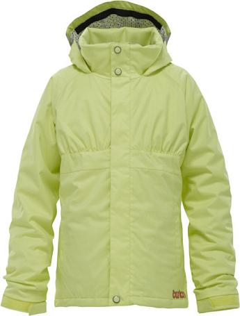 Купить Куртка сноубордическая BURTON 2011-12 GIRLS MELODY JACKET FUNSHINE Детская одежда 743114