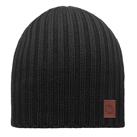 Шапка BUFF KNITTED HATS BUFF MINIMAL BLACK