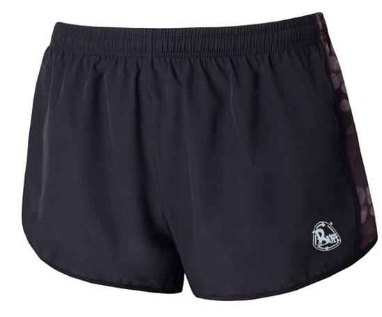 Купить Шорты беговые BUFF RUNNING SHORTS SLAM (BLACK) черный, Одежда для бега и фитнеса, 759152