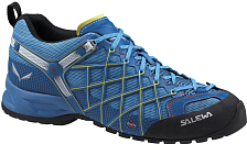 Треккинговые кроссовки Salewa Tech Approach MS WILDFIRE S GTX Reef/Mimosa
