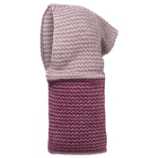 Капюшон Buff LEISURE COLLECTION KNITTED HOOD BUFF CAY LILAC  SHADOW PURPLE