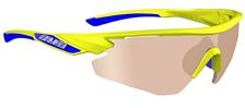 Очки солнцезащитныеОчки солнцезащитные<br>Легкие обтекаемые очки с широким панорамным видением Встроенная фронтальная воздушная вентиляция.<br><br>Легкий, гибкий и прочный каркас из сверхлегкого и долговечного полимерного материала - гриламид TR90. Сменные носовые резиновые накладки и дужки Megol®.<br><br>CRX - фотохромные линзы с технологией, которая позволяет линзе адаптироваться к изменяющимся условиям освещения.<br><br>Линзы c технологией IDRO устойчивы к царапинам, отталкивают воду и пыль, чтобы обеспечить четкое видение.<br><br>Характеристики:<br>• Категория линз:&amp;nbsp;&amp;nbsp;1 - 3 <br>• Линзы полностью блокируют УФ&amp;#40;до 400 Нм&amp;#41; <br>• Линзы с водоотталкивающим покрытием <br>• Линзы с антибликовым покрытием