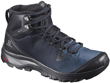 Ботинки SALOMON Vaya Mid GTX Black/Sargasso Sea