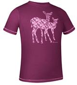 Футболка для активного отдыхаОдежда для активного отдыха<br>Классическая женская футболка с принтом на груди.<br><br>Пол: Унисекс<br>Возраст: Детский<br>Вид: майка, футболка
