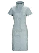 Платье для активного отдыхаОдежда для активного отдыха<br>Платье для активного отдыха<br> <br> - легкая дышащая ткань<br> - карманы для рук<br> - низкий пояс<br> - застежка с клапаном<br> - Fi ™ - 97% хлопок, 3% Lycra®