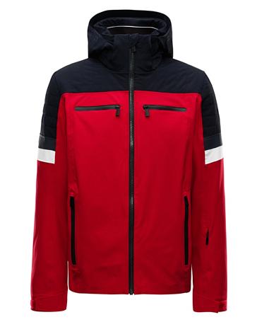 Купить Куртка горнолыжная TONI SAILER 2017-18 LUKE classic red, Одежда горнолыжная, 1372806