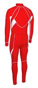 Комплект беговой Bjorn Daehlie Race Suit CHARGER Junior Formula One/Snow White (красный/белый)