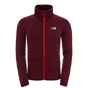 Куртка Для Активного Отдыха The North Face 2016-17 W Flux Jacket Deep Garnet Red