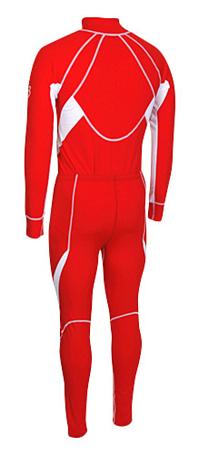 Купить Комплект беговой Bjorn Daehlie Race Suit CHARGER Junior Formula One/Snow White (красный/белый), Одежда лыжная, 859475