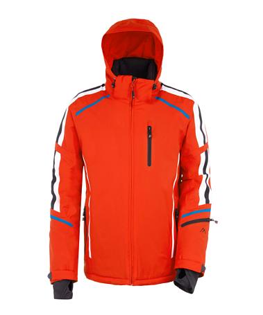 Купить Куртка горнолыжная MAIER 2014-15 MS Classic Almagell cherry tomato (красный) Одежда 1092042