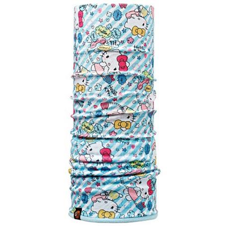 Купить Бандана BUFF Polar Buff HELLO KITTY CHILD POLAR HEY / ICICLE Детская одежда 1080154