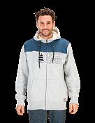 Толстовка сноубордическая Picture Organic 2015-16 Basement PLUSH Grey