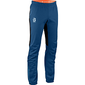 Брюки беговые Bjorn Daehlie 2019-20 Pants Power Wmn Estate Blue
