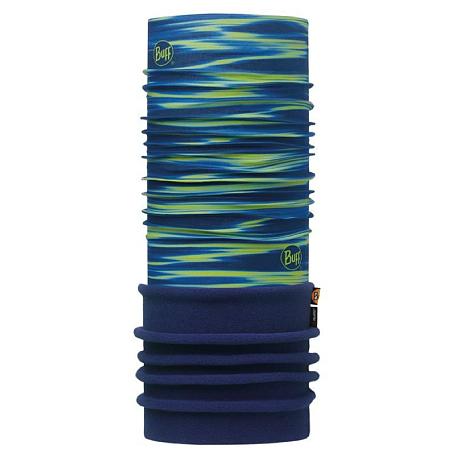 Купить Бандана BUFF POLAR KENNEY GREEN / NAVY-GREEN-Standard Банданы и шарфы Buff ® 1227919