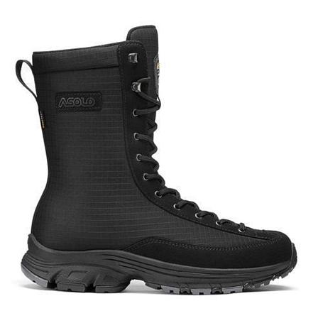 Купить Ботинки городские (высокие) Asolo Sporting Mystic GTX MM Black-Black Треккинговая обувь 758126