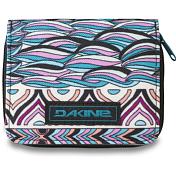 КошелекКошельки<br>Этот замечательный кошелек Dakine станет отличным подарком для всех поклонников продукции компании. Красивый и функциональный аксессуар, который подчеркнет Вашу принадлежность к экстремальным видам спорта и молодежной культуре. <br><br>Функционал<br>- Много карманов-органайзеров<br>- Отделение на молнии с карманами для кредитных карточек<br>- Наружный карман с окошком для бирки с личными данными<br>- Нейлоновая подкладка<br><br>Характеристики<br>Размер - 11 x 9 x 3 см<br>Состав - Полиэстер 600D<br><br>Пол: Женский<br>Возраст: Взрослый