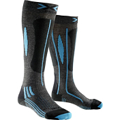 Носки X-bionic 2016-17 Effektor Ski Race Lady G493 / Серый