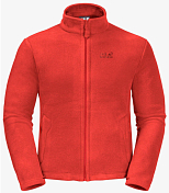 Куртка для активного отдыха Jack Wolfskin 2020 Moonrise Jacket M Lava Red