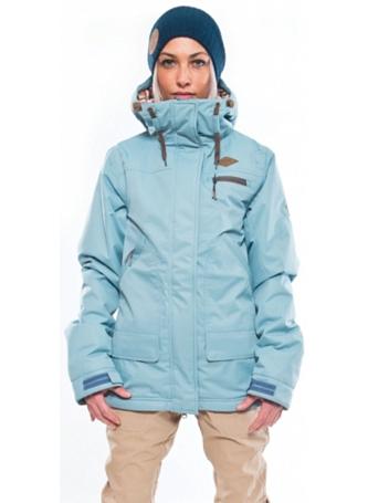 Купить Куртка сноубордическая I FOUND 2015-16 CEDAR STONE BLUE Одежда 1224530