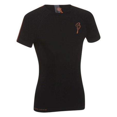 Купить Футболка беговая Bjorn Daehlie T-Shirt ROLLER black Одежда для бега и фитнеса 831159