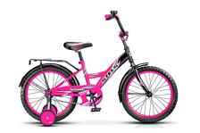 Велосипед Stels 18 Talisman Розовый/черный
