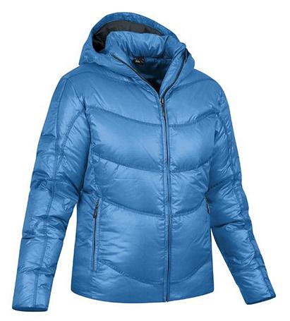 Купить Куртка для активного отдыха Salewa 5 Continents COLD FIGHTER DWN W JKT spartablue(голубой) Одежда туристическая 751457