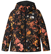 Куртка горнолыжная The North Face 2020-21 Superlu Tnf blck flowr child mult iprt