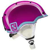 Зимний Шлем SALOMON 2016-17 HELMET GROM FUSHIA POP/Blue