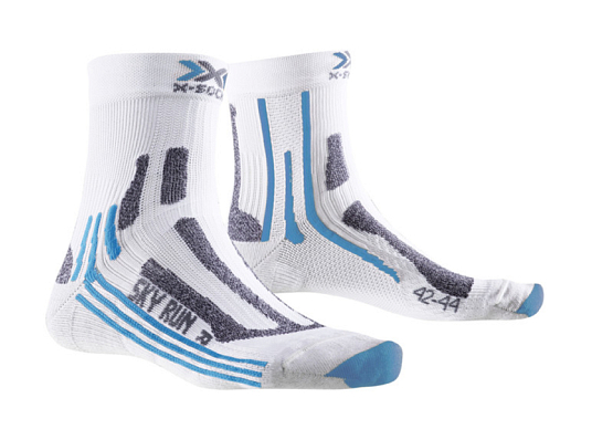 Купить Носки X-Bionic 2016-17 X-SOCKS SKY RUN TWO LADY W135 / Белый 1277694