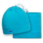 БанданаГоловные уборы<br>Шапка из флиса Tecnopile легко превращается в утеплитель для шеи<br>Размер головы: 54-62 см